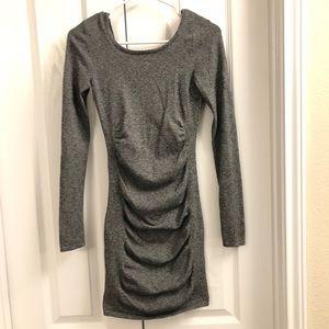 EXPRESS Cozy Bodycon Dress